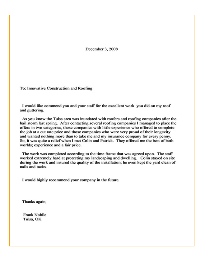 professional reference letter template .