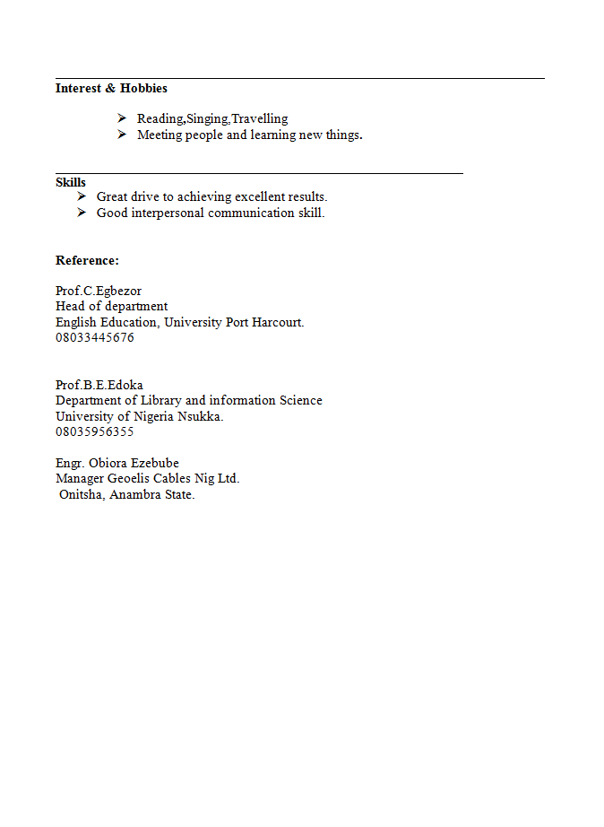 Accountant Resume Sample 01